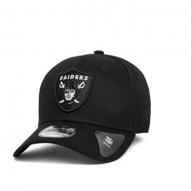 ΚΑΠΕΛΟ New Era Black Base 9Forty Snapback Las Vegas Raiders –60112638 Black