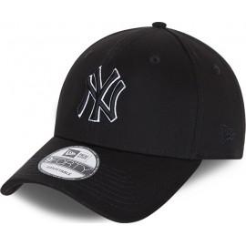 ΚΑΠΕΛΟ New Era New York Yankees Base 9Forty 60112644 Black