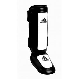 """Προστατευτικό ποδιού Adidas ADITSN01 """"Pro Style"""" μαύρο/άσπρο"""