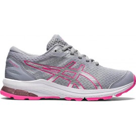 Asics Gt-1000 10 GS Παιδικά Παπούτσια 1014A189-021GS Grey/pure silver