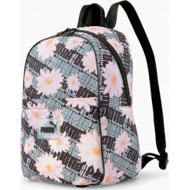 Puma τσάντα πλάτης Core Pop Backpack 077925-03 Puma black/floral