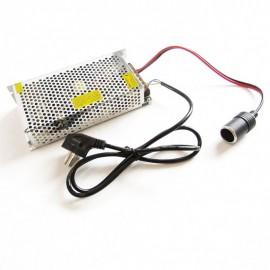 Μετασχηματιστής ρεύματος με έξοδο 12V για ηλεκτρική τρόμπα SUP