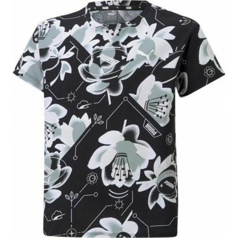 Παιδική Μπλούζα Puma Alpha Aop Tee 586172-01 Πολύχρωμο