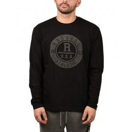 Ανδρική μπλούζα RUSSELL A9-027-2 099/BLACK