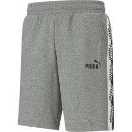 "Puma Ανδρική βερμούδα Puma AMPLIFIED Shorts 9"" TR 585786-03 Grey"