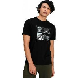 Ανδρικό T–Shirt PUMA Reflective Tee 587772-01