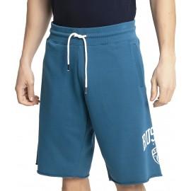 Russell Athl-Collegiate Raw Edge Ανδρικό Σορτς A1-062-1-215-MO Moroccan Blue