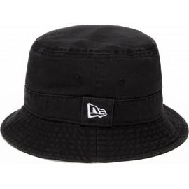 New Era Καπέλο ESSENTIAL BUCKET HAT 60112747 Μαύρο