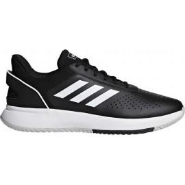 Ανδρικό Παπούτσι Tennis Ss21 Adidas Courtsmash F36717 Black-White