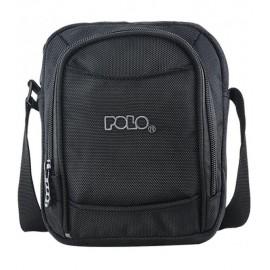 Τσαντάκι Ώμου Polo Polo Vertical S 9-07-070-02 Black