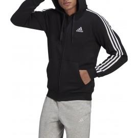 Αντρική ζακέτα Adidas Essentials 3-Stripes GK9051 Black