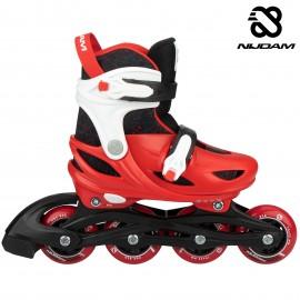 "Nijdam Inline Skates Ρυθμιζόμενα ""Rad Racer"""
