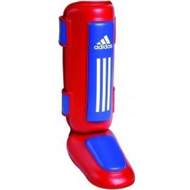 """Προστατευτικό ποδιού Adidas ADITSN01 """"Pro Style"""" μπλε/κόκκινο"""