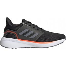 Ανδρικά Παπούτσια για Τρέξιμο adidas Performance EQ19 Run H02037 CARBON/GREY/SOLRED