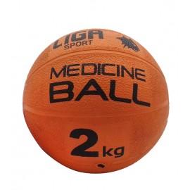MEDICINE BALL 2kg LIGASPORT
