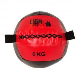WALL BALL 6 KG LIGASPORT