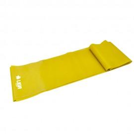ΛΑΣΤΙΧΟ LATEX ΓΙΑ YOGA (κίτρινο) 1500*150*0,25mm LIGASPORT*
