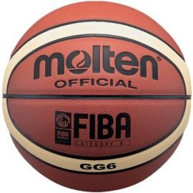 Αγωνιστική γυναικεία μπάλα μπάσκετ MOLTEN Elite Competition (BGG6)