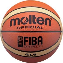 Γυναικεία μπάλα μπάσκετ molten BGL6 indoor 2015 2019