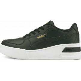 Γυναικεία Sneakers Puma Wedge Tennis Low 380750-02 Μαύρο