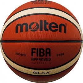 Γυναικεία μπάλα μπάσκετ molten (BGL6X) indoor 2015 2019