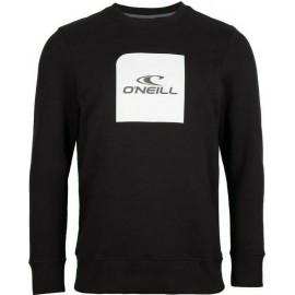 Ανδρικό Φούτερ O'neill Cube Crew 1P1434-9010 Μαύρο