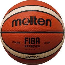 Αγωνιστική μπάλα μπάσκετ MOLTEN Elite Competition (BGG7X)