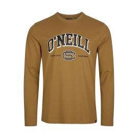 Ανδρική Μπλούζα Μακρυμάνικη O Neill Surf State Long Sleeve T-Shirt 1P2108-7524 Dijon