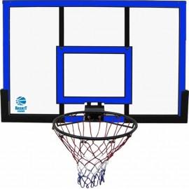 ΑΚΡΥΛΙΚΟ ΤΑΜΠΛΟ ΜΠΑΣΚΕΤ ΜΕ ΣΤΕΦΑΝΙ League Basket 48452