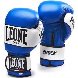 Γάντια προπόνησης LEONE Shock (GN047 blue)