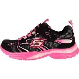 Παιιδικά αθλητικά παπούτσια SKECHERS SpriderZ (80426N BKNP)
