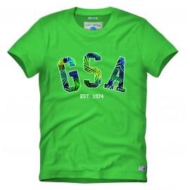Αντρικό αθλητικό μπλουζάκι GEPA Glory & Heritage (88 1641)