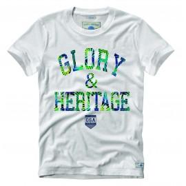 Αντρικό αθλητικό μπλουζάκι GEPA Glory & Heritage (88 1644)