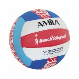 Μπάλα beach volley AMILA V3000 Ultra Touch (41638)