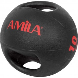 Dual Handle Ball 10 kg AMILA (84674)
