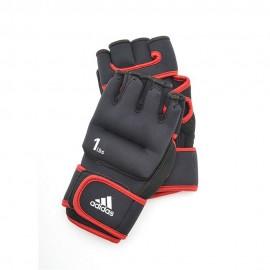 ADIDAS Γάντια με βάρος (2 x 0.5 kg) 10702