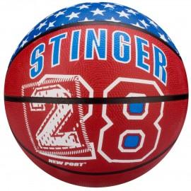 Μπάλα Basket Νο7 New Port® (16GE BBW)