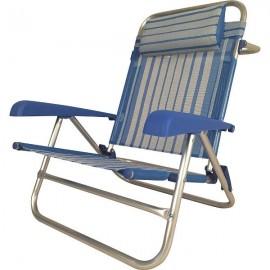 Escape καρέκλα αλουμινίου (15610)