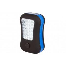 Φωτάκι LED camping 2 σε 1 (μπλε) ABBEY® (21IM BLZ)