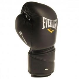 Eπαγγελματικά γάντια προπόνησης μποξ, kick boxing Everlast Protex 2 Leather