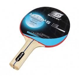 Ρακέτα πινγκ πονγκ SUNFLEX Hobby S (42560)
