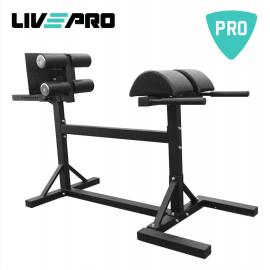 Live Pro Πάγκος Ραχιαίων GHD Λ 8163Α