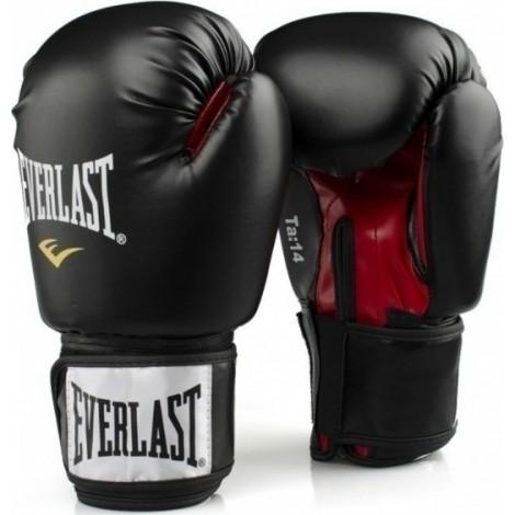 Γάντια πυγμαχίας Everlast Ergo Moulded Foam black