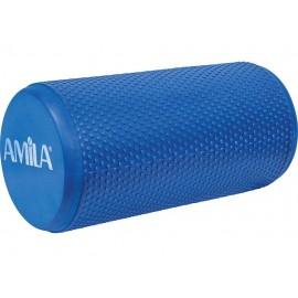 Κύλινδρος ισορροπίας Foam Roller amila Φ15x30cm (48068)
